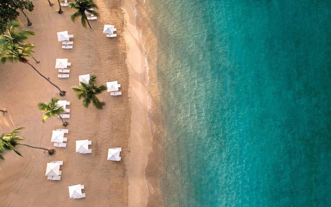 """Пляжи Доминиканы наградили наивысшей наградой """"Голубой флаг"""""""