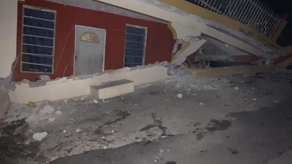 В Доминикане ощутили землетрясение, которое произошло в Пуэрто-Рико iDominicana.com