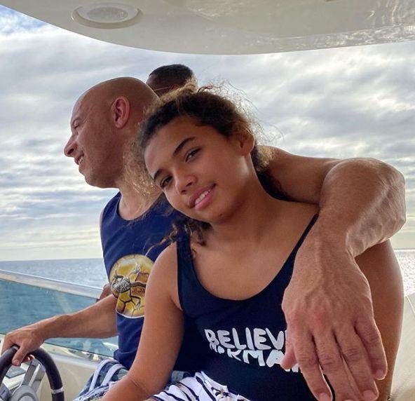 Вин Дизель в Доминикане: актер отдохнул на яхте и занялся серфом iDominicana.com