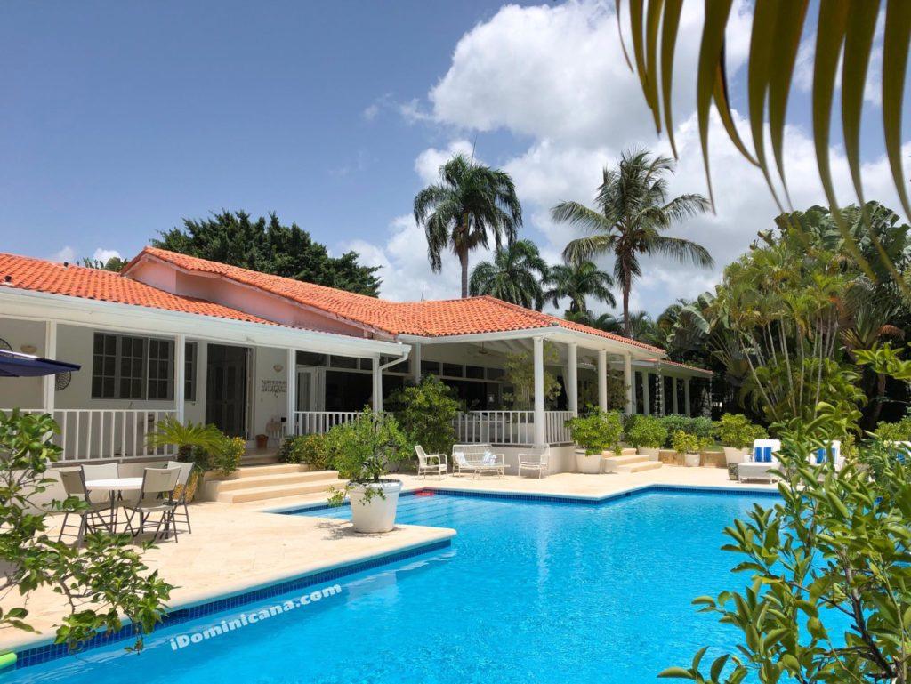 Вилла Verano в Доминикане - Casa de Campo (Каса де Кампо) iDominicana.com