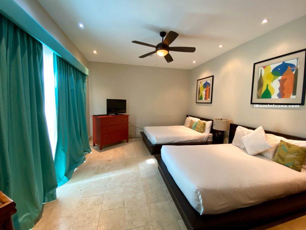 Апартаменты в Доминикане: Cap Cana Aquamarina, 2 спальни iDominicana.com