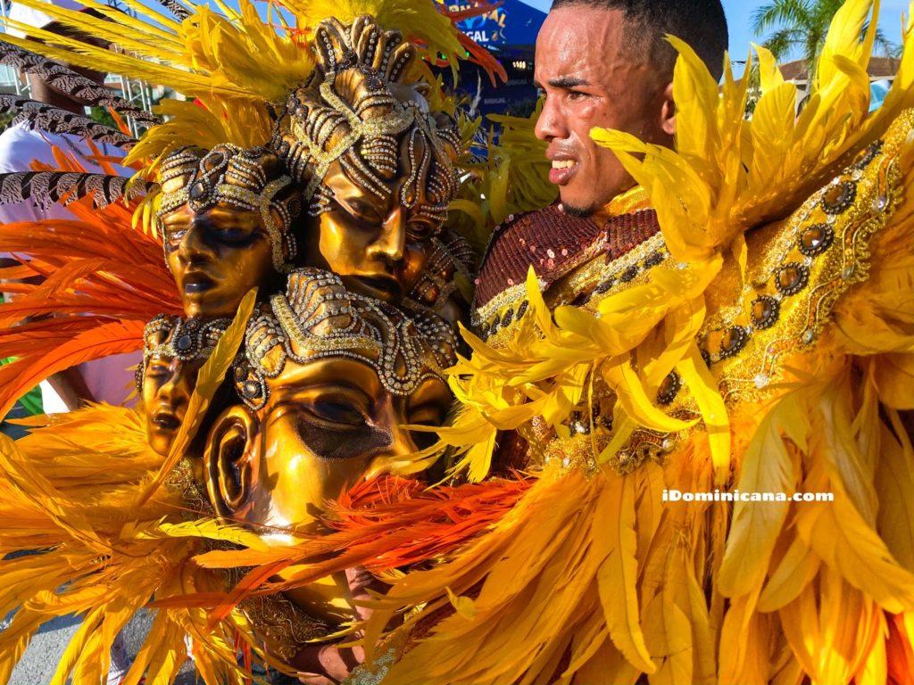Карнавал в Пунта-Кана 2020 - музы, дьяволы и вуду