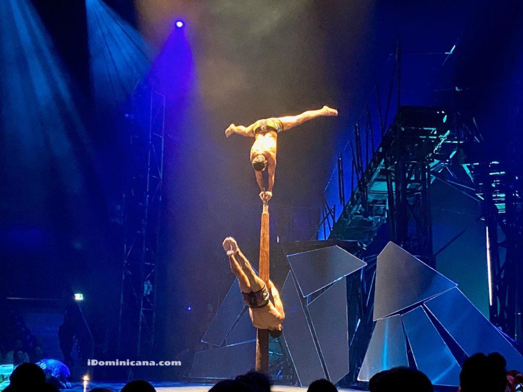 Цирк Дю Солей в Пунта-Кана: фотоотчет iDominicana.com