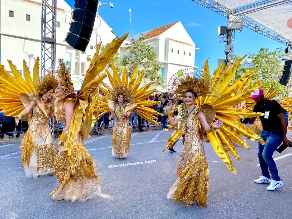 Карнавал в Пунта-Кана 2020 - музы, дьяволы и вуду iDominicana.com