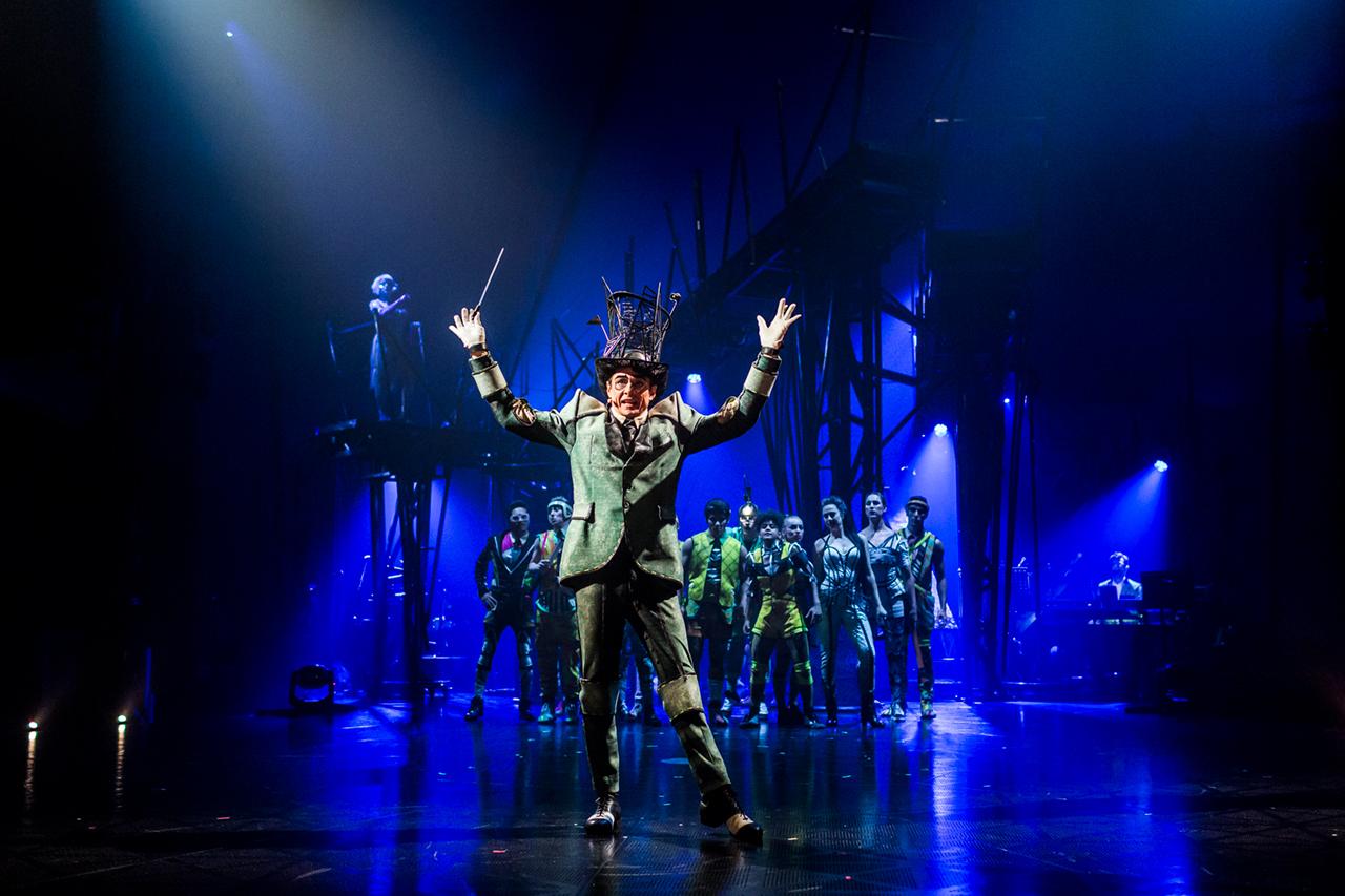 Cirque du Soleil в Доминикане: программа, цены, даты шоу
