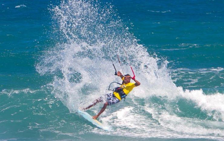 Master of the Ocean: экстрим-чемпионат по водным видам спорта в Доминикане