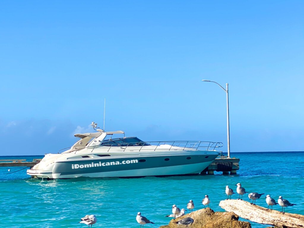 Доминикана аренда яхты Cranchi 50 ft