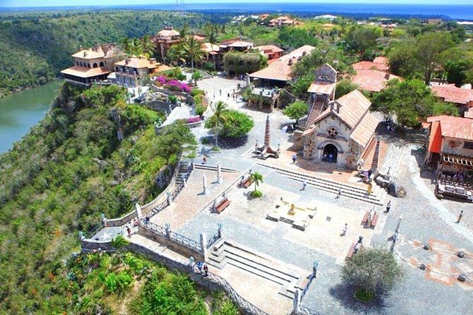 Город Художников (Альтос де Чавон) закрыт из-за коронавируса