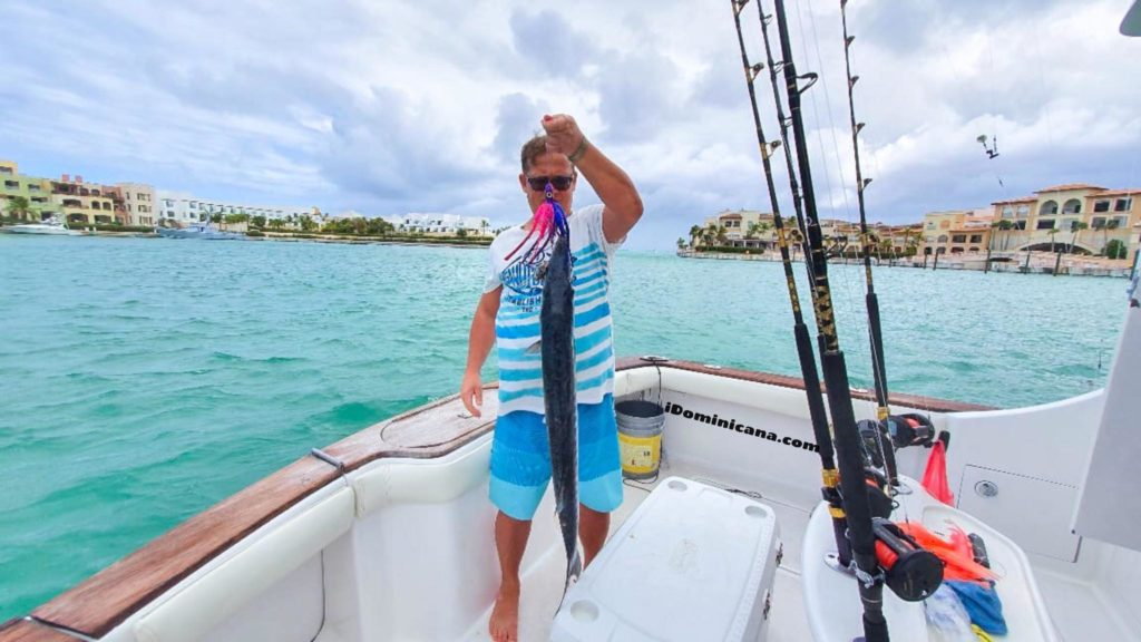Рыбалка в Доминикане 2020: марлин, частная яхта, фото наших туристов iDominicana.com