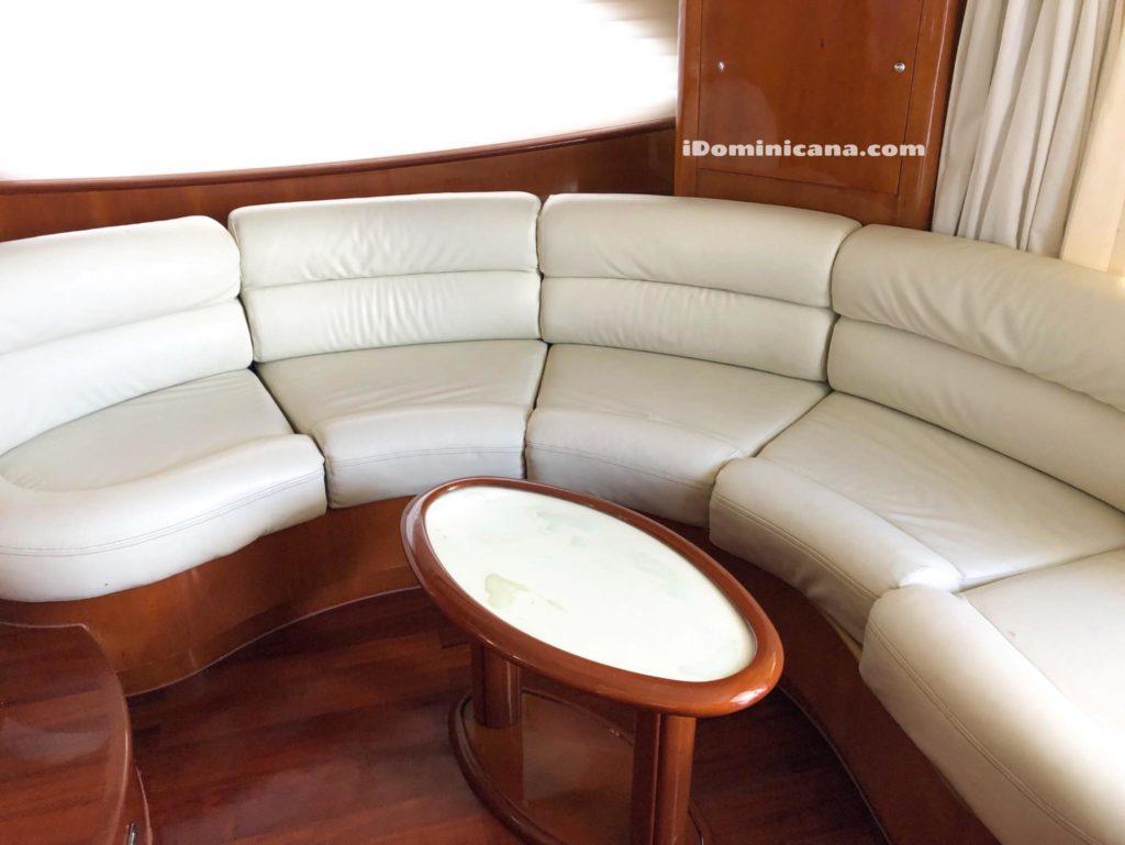 Яхта в Доминикане Aicon 56 ft: новые фото и полезные советы iDominicana.com