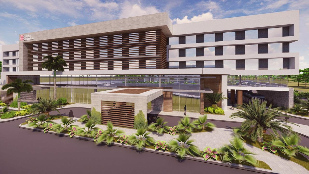 В Доминикане откроют новый отель Hitlon Garden Inn Punta Cana