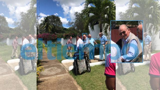 Король Испании Хуан Карлос І отдохнул в Доминикане