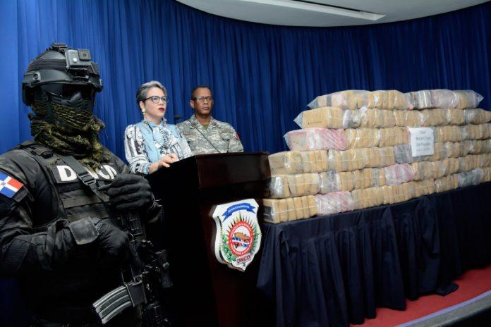 Возле курорта Бока-Чика в Доминикане арестовали лодку полную кокаина