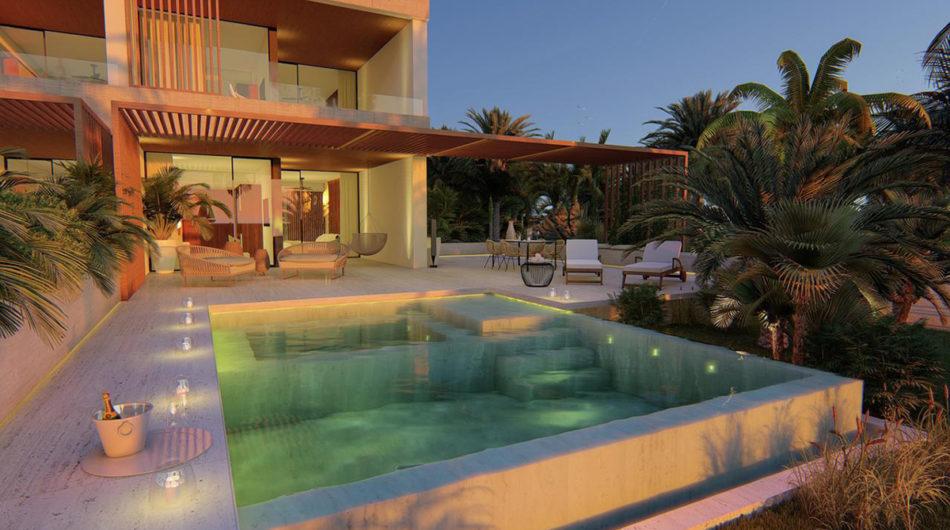 Каким будет новый отель Live Aqua Beach Resort Punta Cana - фото