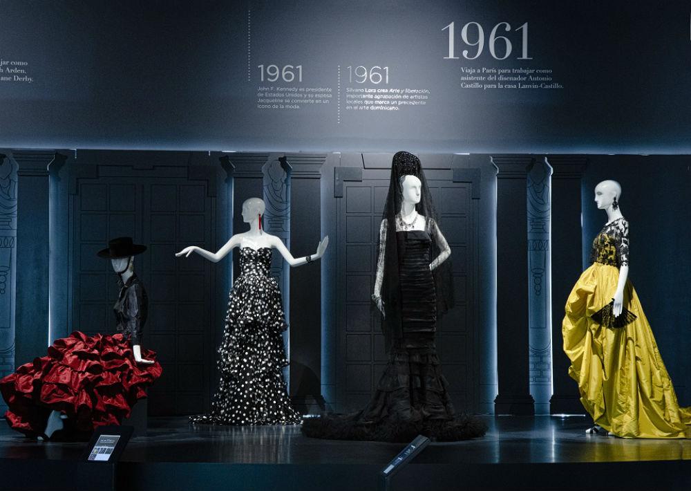 Выставка Оскара де ла Рента в Доминикане: наряды первых леди и звезд Голливуда iDominicana.com