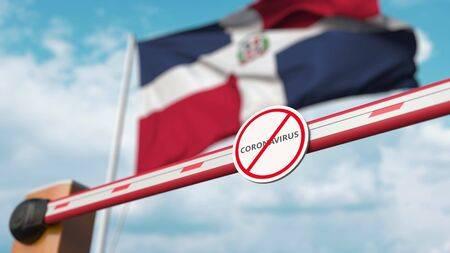 Доминикана закрыта еще на 15 дней - Президент продлил закрытие границ