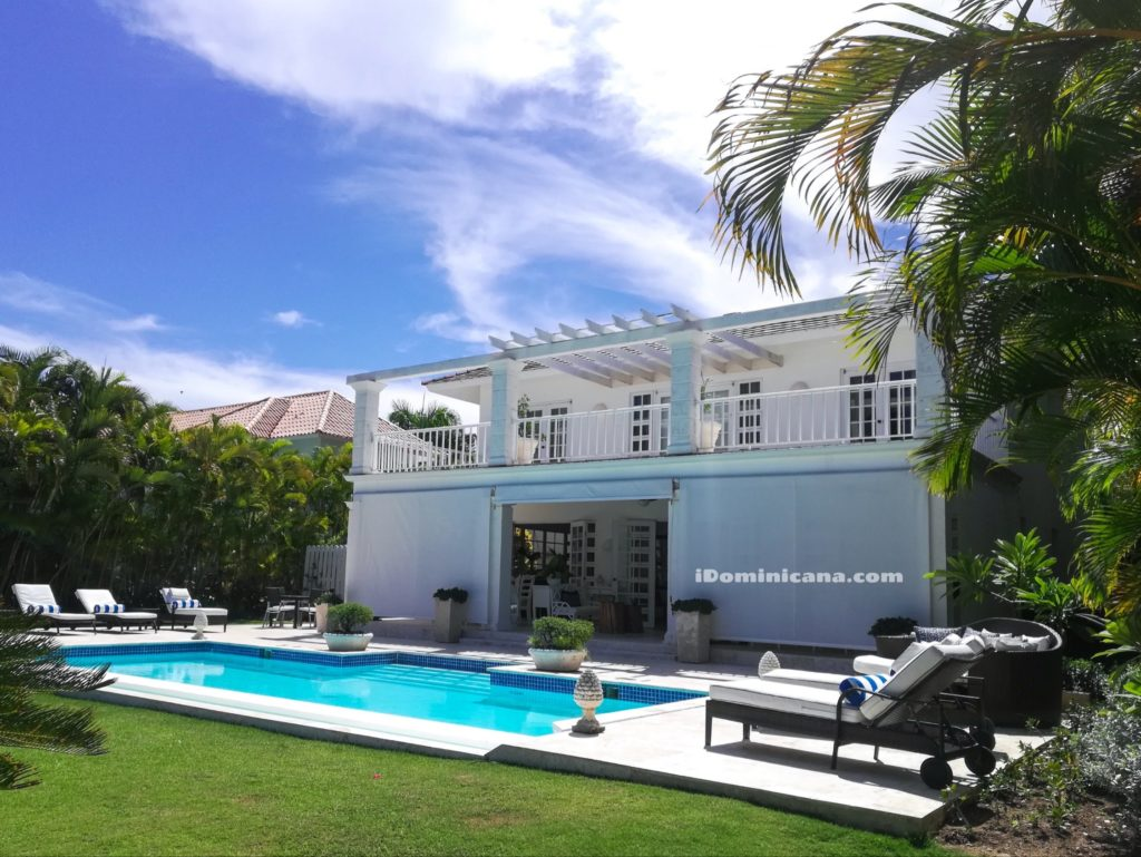 Роскошная вилла Palladio в Пунта Кана: 4 спальни, рядом с пляжем