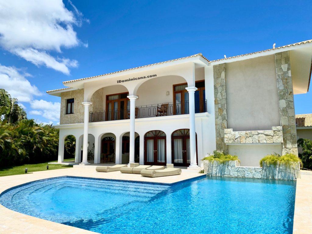 Купить виллу на берегу моря в доминикане снять жилье на крите у моря