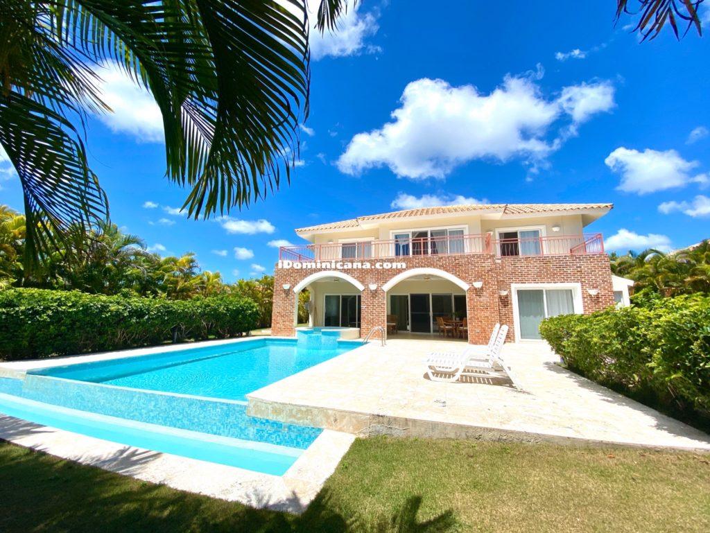 Купить виллу в Доминикане: Cocotal golf club в Баваро, 4+ спальни #245