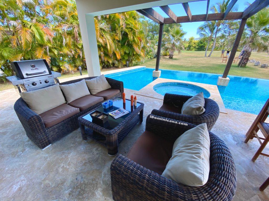 Купить виллу: Cocotal, Доминикана, 4 спальни, бассейн iDominicana.com
