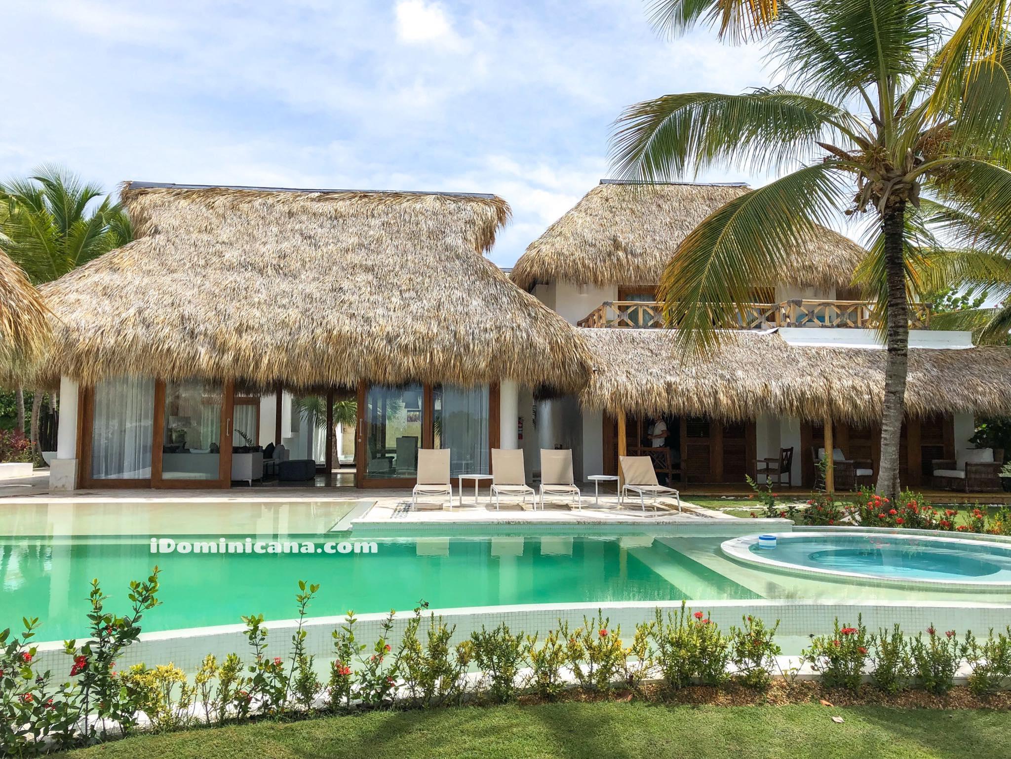 Вилла Cana в Кап-Кана (Доминикана): 5 спален, максимальная приватность