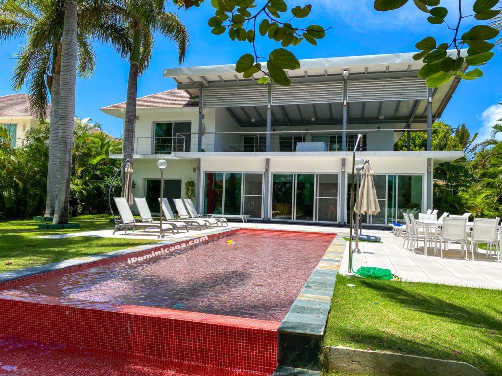 Вилла в Доминикане купить: Кокоталь, 3+ спальни, тренажерный зал iDominicana.com