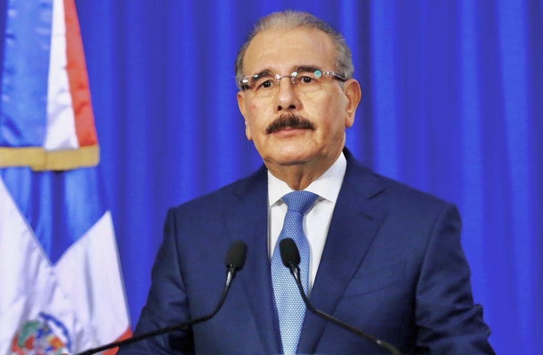 Президент Доминиканы 17 мая выступит с важным обращением к народу