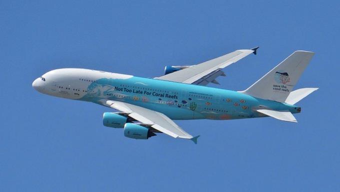 В Доминикану впервые прибудет самый большой самолет в мире