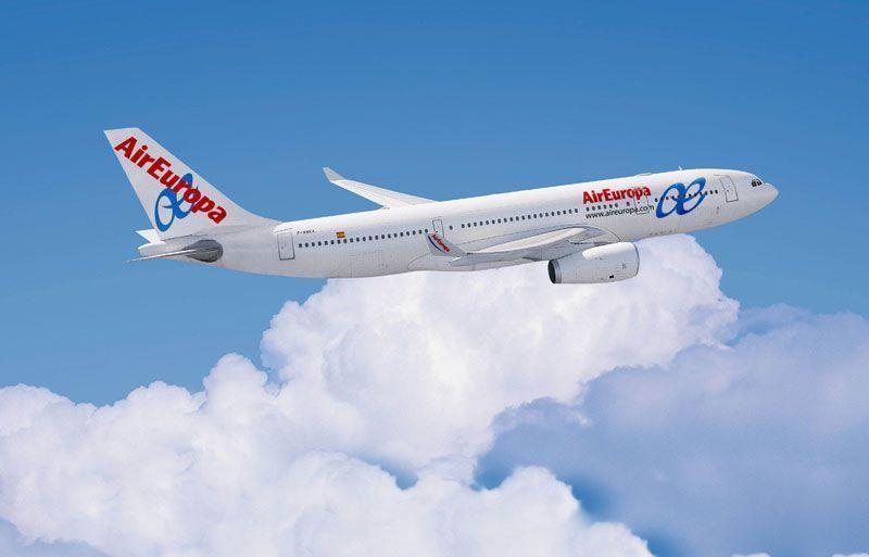 Air Europa возобновляет полеты в Доминикану от 289 евро