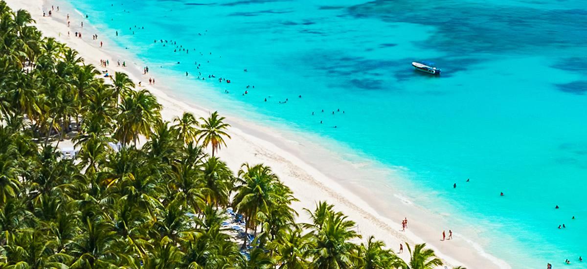 Доминикана вошла в список безопасных стран для путешествий