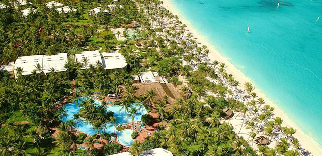 Отели сети Гранд Палладиум в Доминикане возвращаются к работе