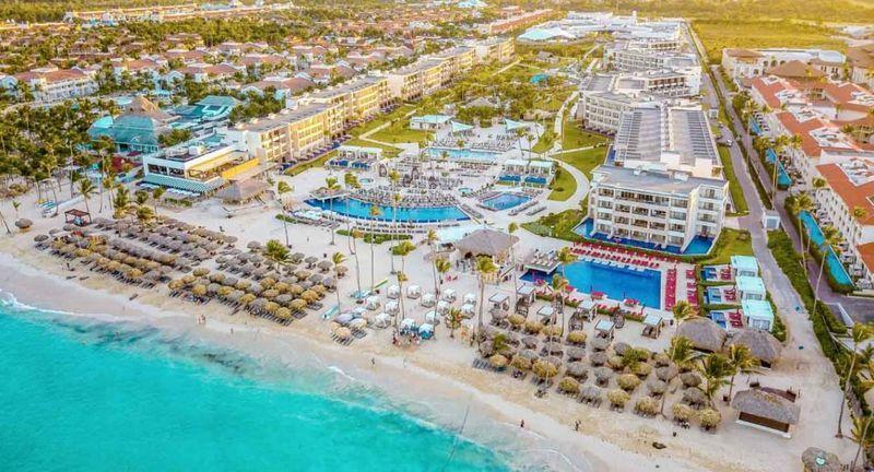 Два отеля Доминиканы преобразуются в Royalton Splash Punta Cana Resort