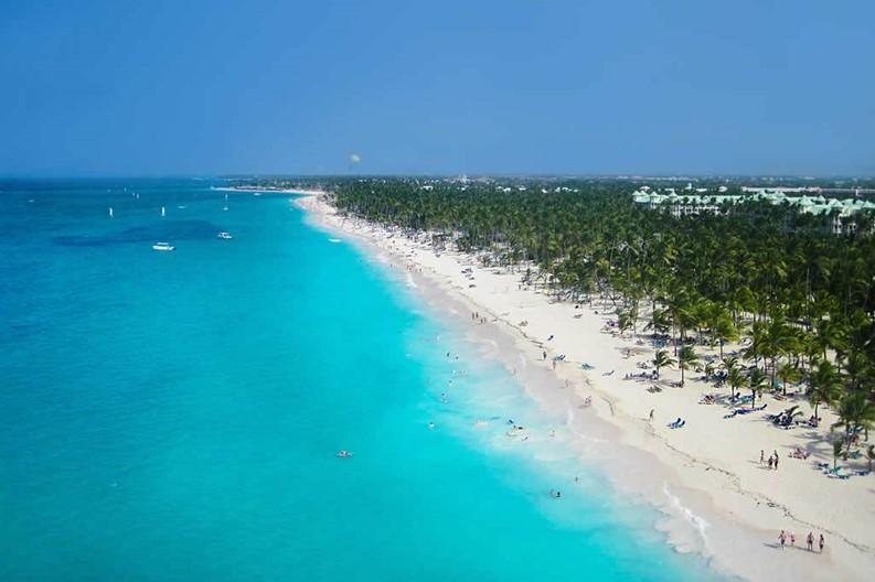 В июле Доминикану посетит около 100 тысяч туристов