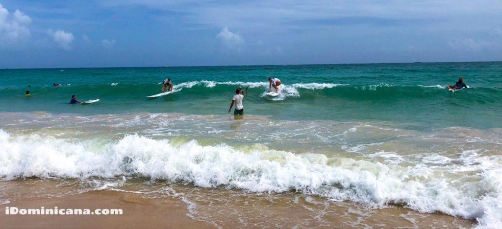 Серфинг в Доминикане iDominicana.com