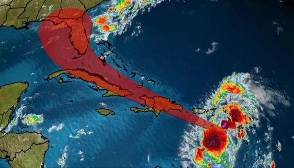 Шторм Исаак в Доминикане: 29-30 июля iDominicana.com