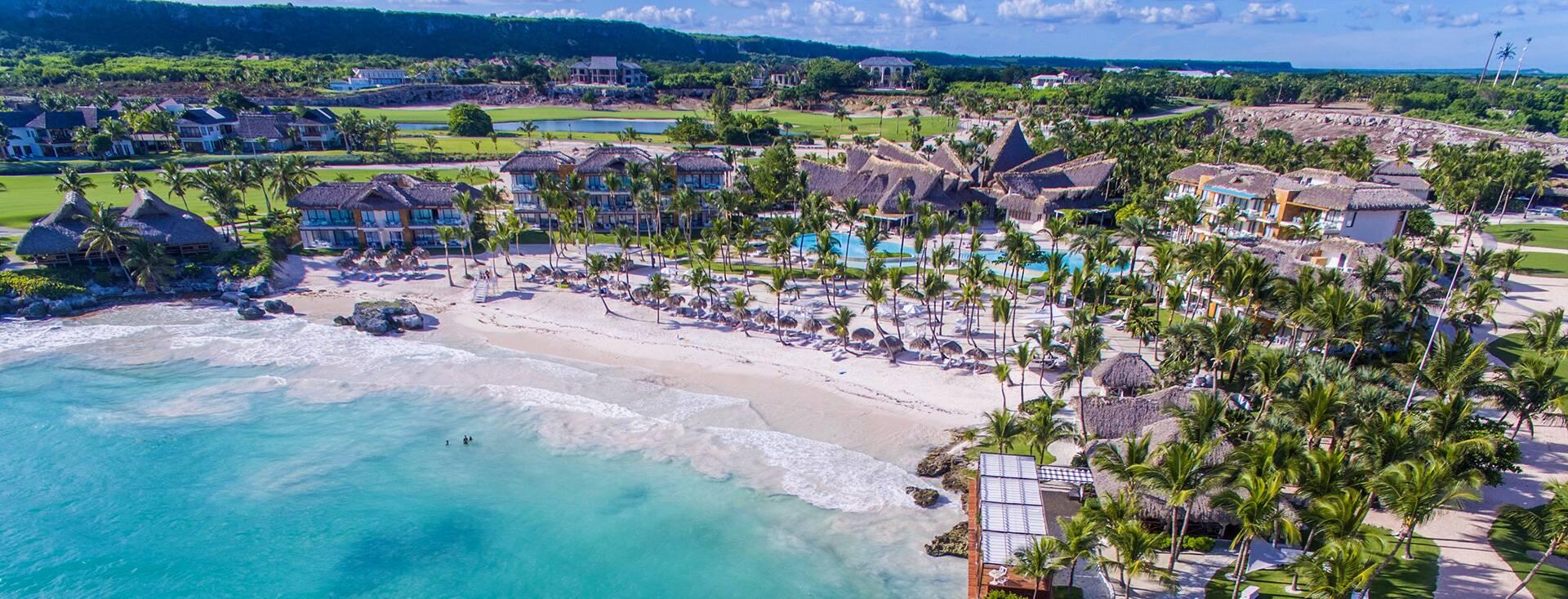 Cap Cana возобновила строительство отелей и вилл в Доминикане