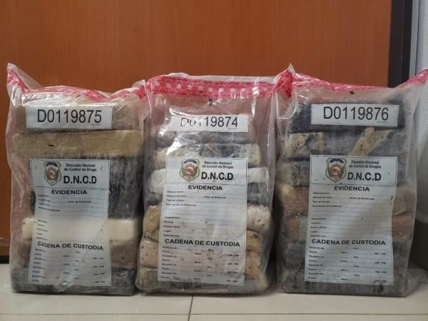 В Пунта-Кана обнаружили 23 упаковки кокаина на пляже