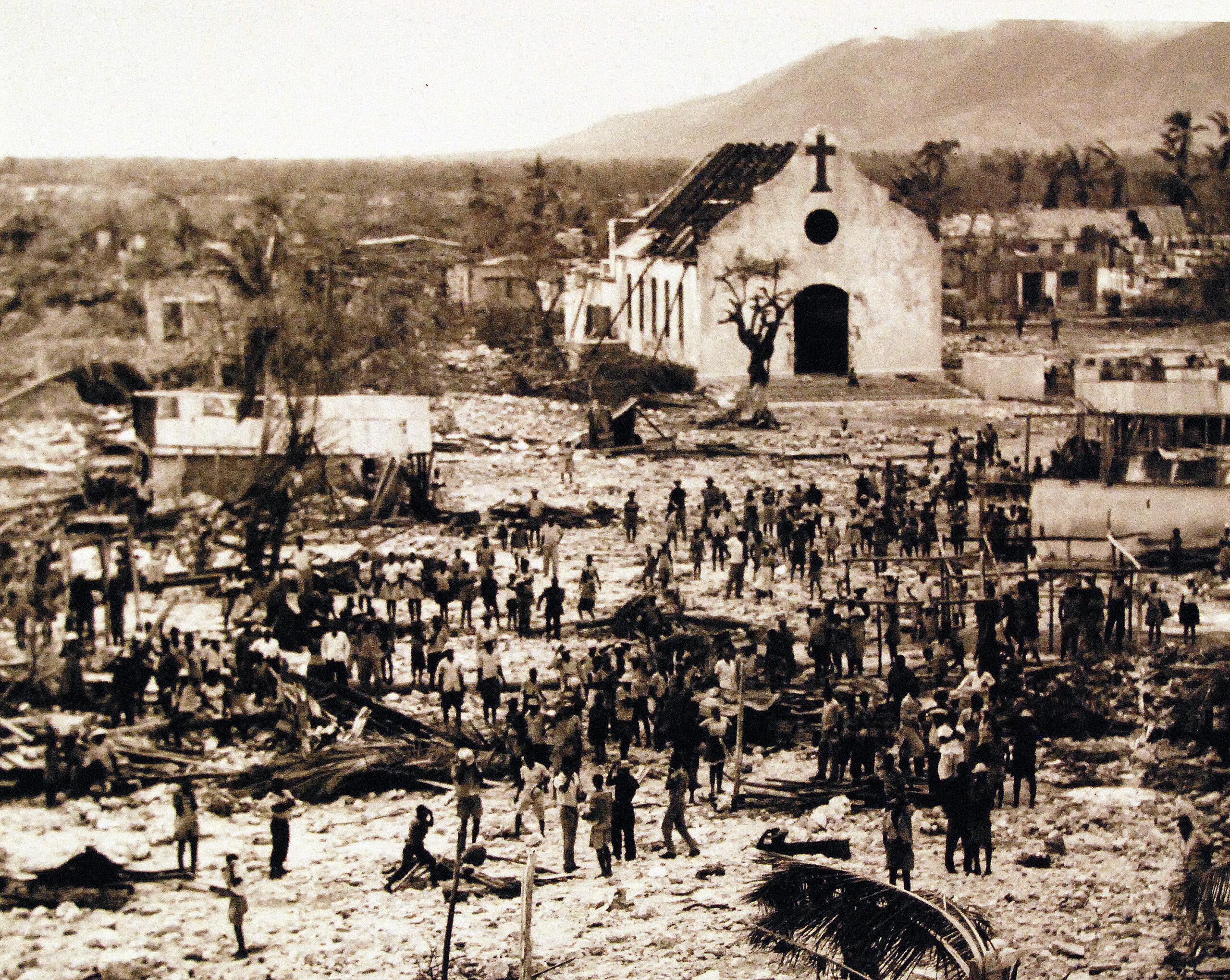 Самый страшный ураган в Доминикане: 90 лет со дня трагедии