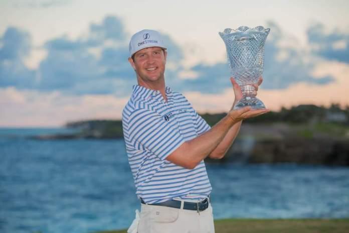 PGA TOUR гольф-чемпионат в Доминикане: победитель выиграл $4 млн дол