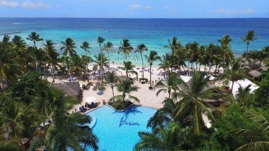 Отель Viva Wyndham Dominicus Beach провел масштабную реновацию