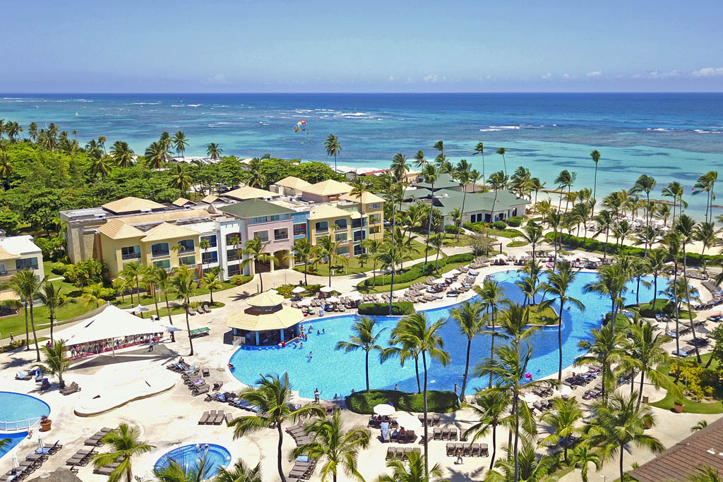 Когда откроют отель Ocean Blue&Sandв Пунта-Кана