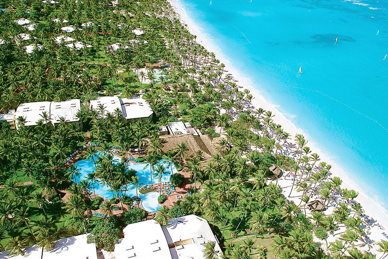 Отели сети Palladium вновь перенесли даты открытия в Доминикане