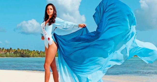 """23-летняя красотка избрана """"Мисс Доминикана 2020"""""""