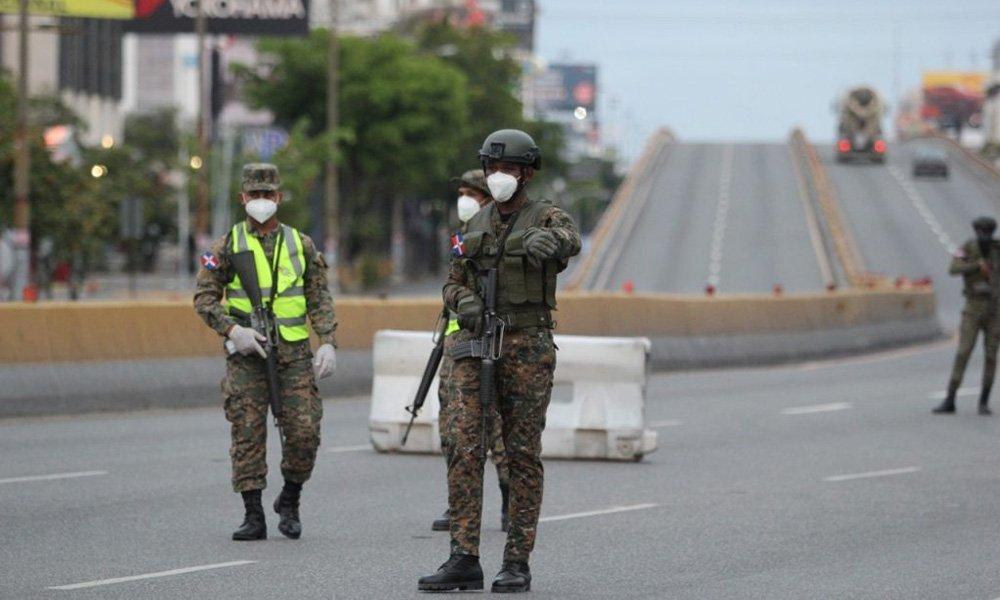 Комендантский час в Доминикане продлен, но его график стал удобнее