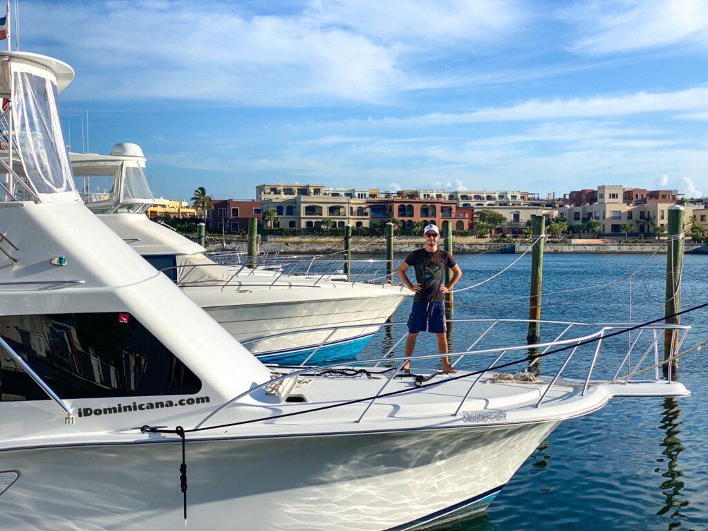 Марина Кап-Кана (Доминикана): роскошный порт, рыбалка, яхты, пляж