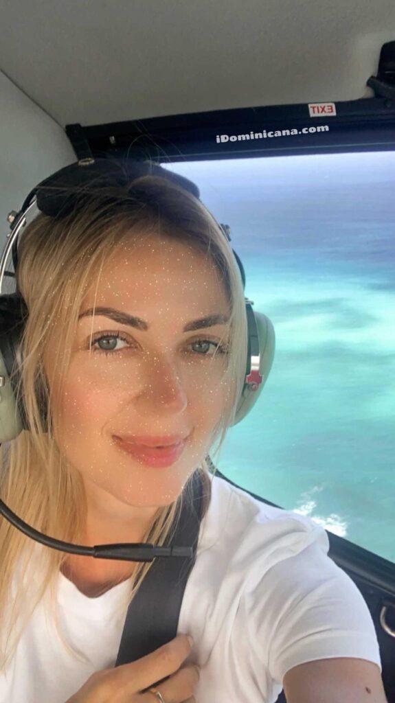 Полет на вертолете в Пунта-Кана - новые фото и видео наших гостей