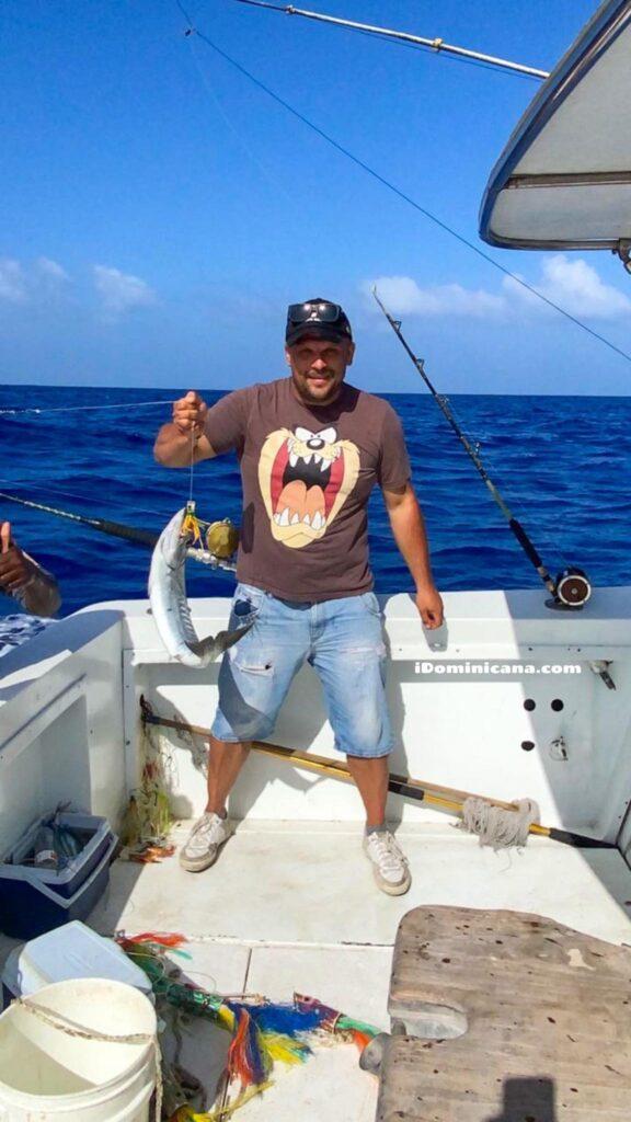 Рыбалка в Доминикане: новые фото наших гостей - 24 октября 2020