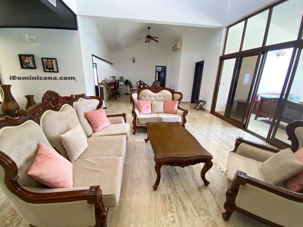 Вилла в Доминикане (аренда): Cocotal golf Club, Баваро (Пунта-Кана), 4 спальни
