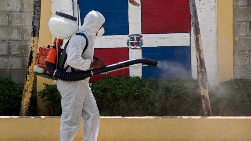 В Доминикане усилили контроль за соблюдением антикоронавирусных мер