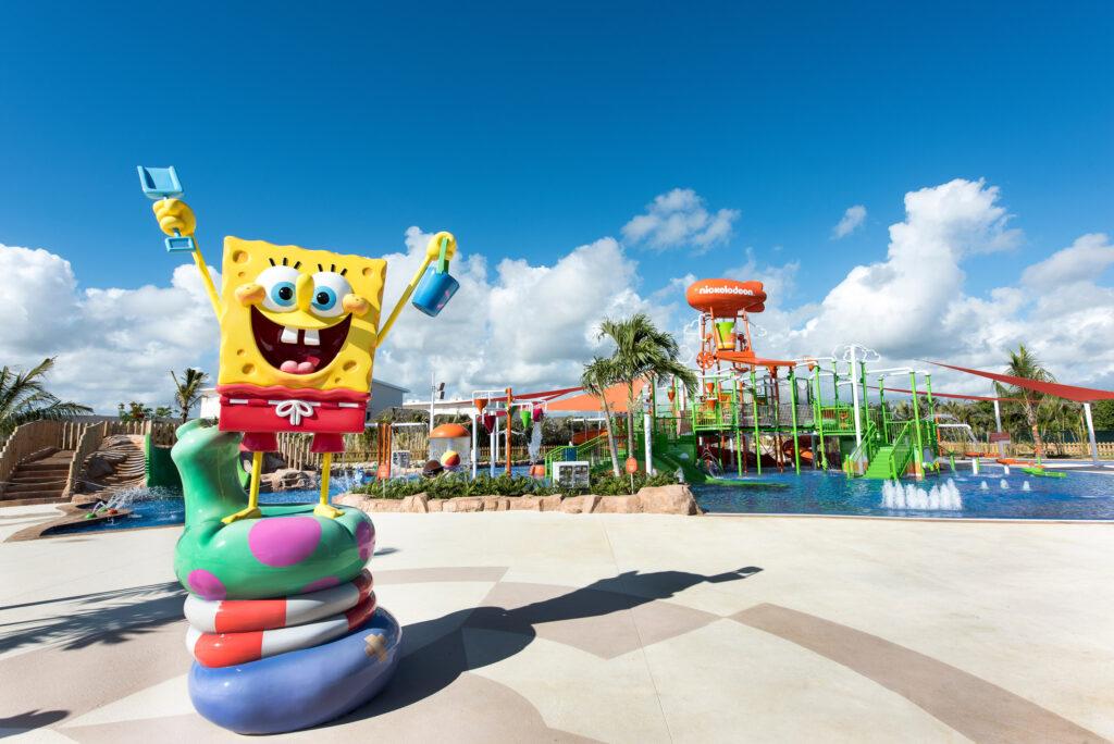 Стала известна дата открытия отеля Nickelodeon Hotels & ResortsPunta Cana